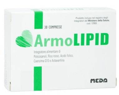 ARMOLIPID 30CPR