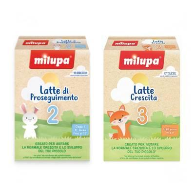 MILUPA 2/3 LATTE