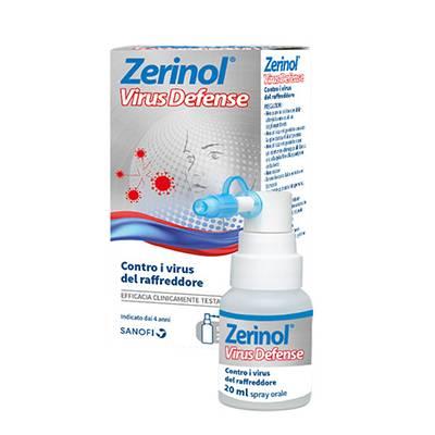 ZERINOL VIRUS DEFENSE 20ML