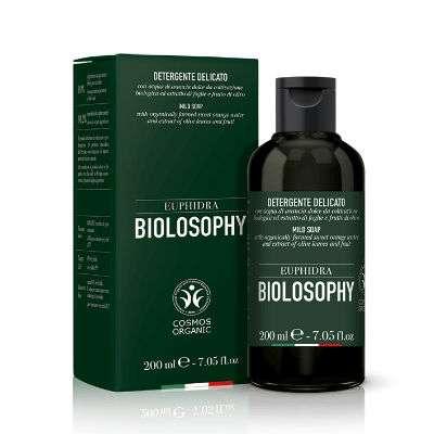 Euphidra Biolosophy detergente delicato 200ml