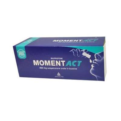 MomentAct 400mg 8bst