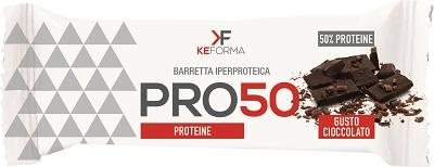 PRO 50 CIOCCOLATO BARRETTA 50G