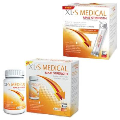 XLS MAX STRENGHT 25% SCONTO