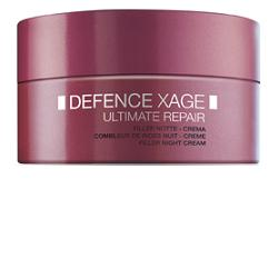 BIONIKE DEFENCE XAGE ULTIMATE REPAIR FILLER NOTTE CREMA 50ML