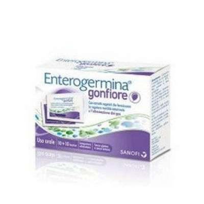 Enterogermina gonfiore