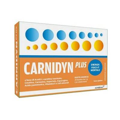Carnidyn Plus 20bst