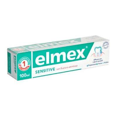Elmex sensitive dentifricio 100ml