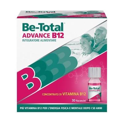 Betotal Advance B12 30 flaconcini Integratore