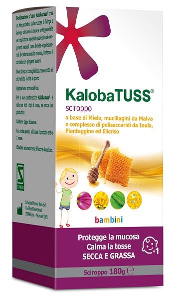 KALOBATUSS BAMBINI SCIR 180G