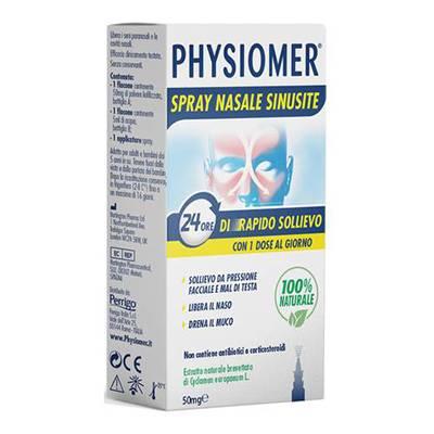 Physiomer sinusite spray