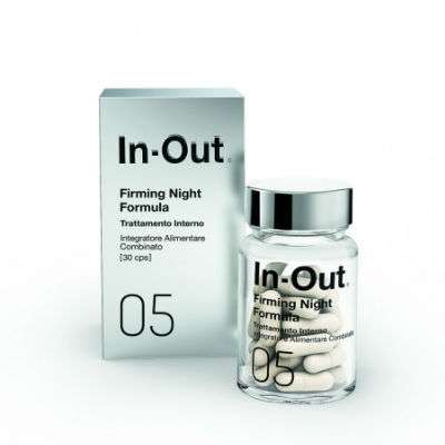 IN OUT 05 FIRMING NIGHT FORMULA INTEGRATORE