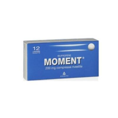Moment 12cpr riv. 200mg