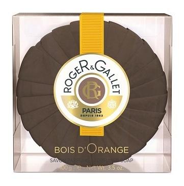 ROGER&GALLET BOIS D'ORANGE SAPONETTA 100G