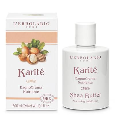 L'Erbolario BagnoCrema Nutriente 300ml