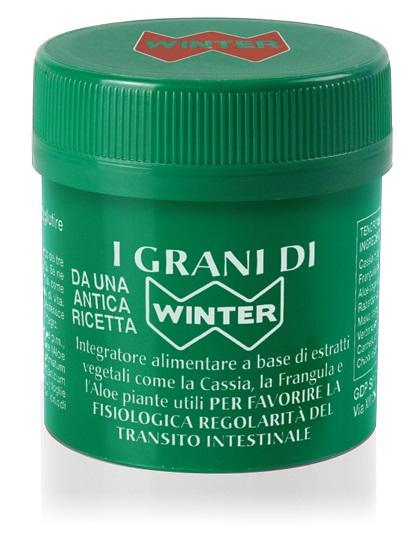 GRANI DI WINTER INTEGRATORE TRANSITO INTESTINALE 35G WINTER