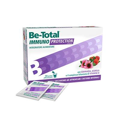 Be-Total Immuno Protection 14bst