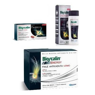 Bioscalin Energy uomo