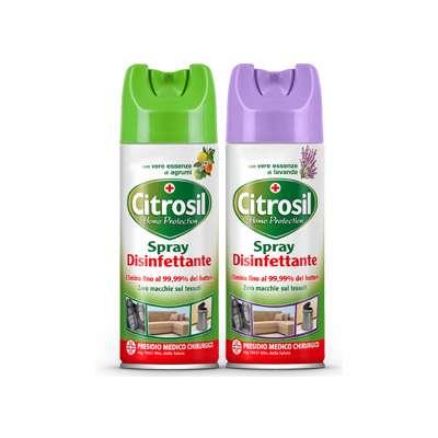 Citrosil spray disinfettante superfici