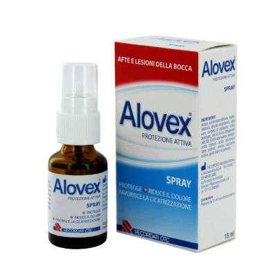 *Alovex Protezione Attiva spray 15ml