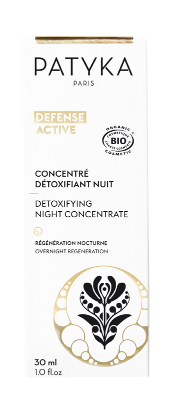 PATYKA CONCENTRATO DETOSSINANTE NOTTE 30 ML