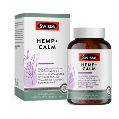 Swisse Hemp Calm