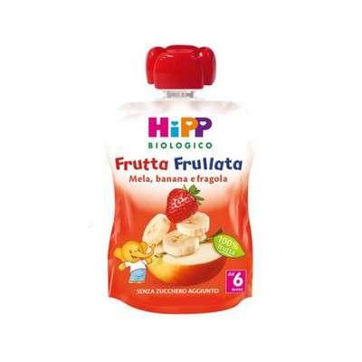 HIPP FRUTTA FRULLATA 90g