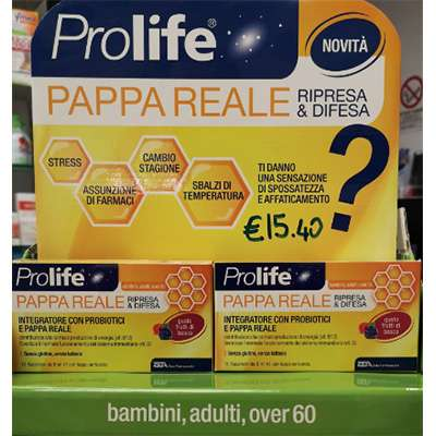 Prolife pappa reale
