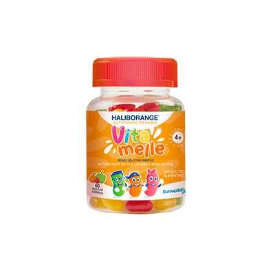 Haliborange vitamelle