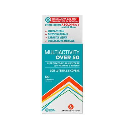 MULTIACTIVITY OVER 50