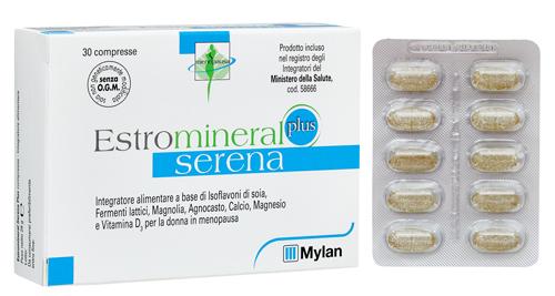 ESTROMINERAL SERENA PLUS 30CPR