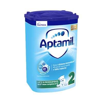 Aptamil 2 latte proseguimento 750g