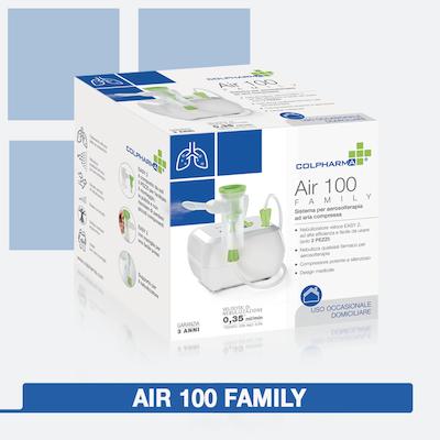 COLPHARMA AEROSOL AIR 100 FAMILY