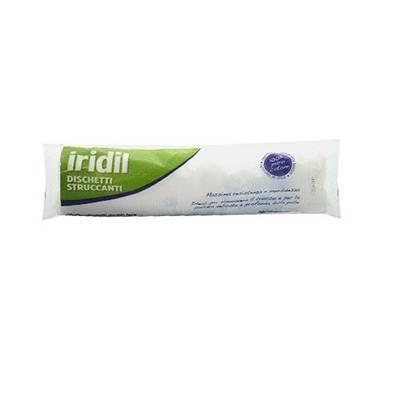Iridil dischetti strucc cot80p