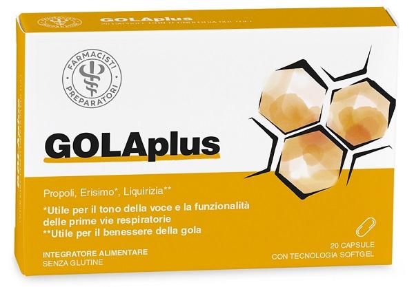 LFP GOLAPLUS 20CPS