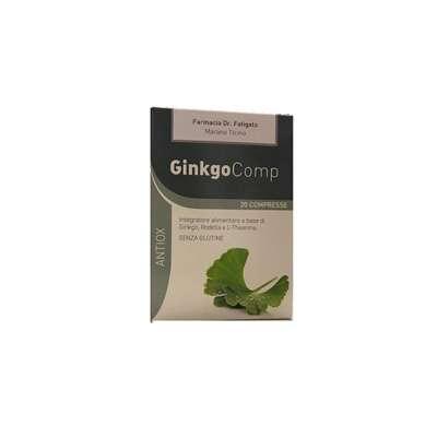 LDF GINKGO COMP 20CPR
