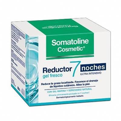 Somatoline 7 notti gel
