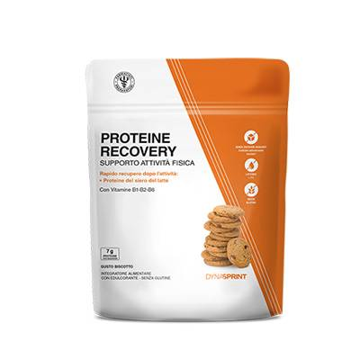 LFP Proteine recovery supporto attività fisica