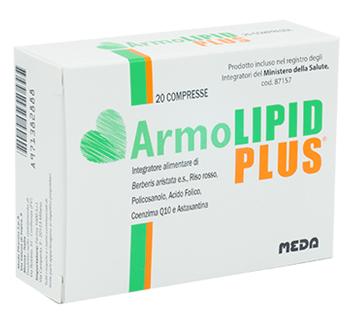 ARMOLIPID PLUS 20CPR