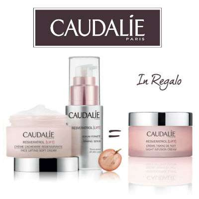 CAUDALIE RESVERATROL LIFT 2+1