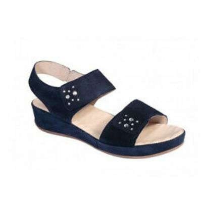 SCHOLL BETTIE NAVY BLU