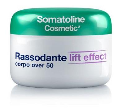 SOMATOLINE COSMETIC LIFT EFFECT TRATTAMENTO ANTI-AGE RASSODANTE OVER 50 300ML