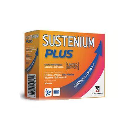 SUSTENIUM PLUS LIM ED PROM 2018