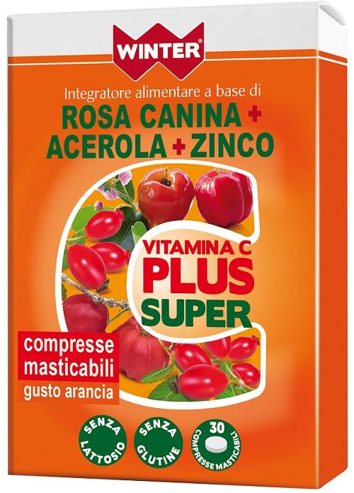 VITAMINA C PLUS SUPER 30 CPR WINTER