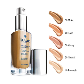 RILASTIL MAQUILLAGE FONDOTINTA LONG LASTING N.20 NATURAL 30ML