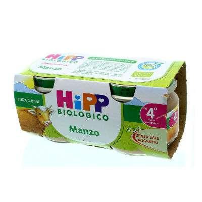 HIPP OMO CARNE 2X80g