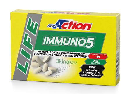 PROACTION LIFE IMMUNO5 30CPR