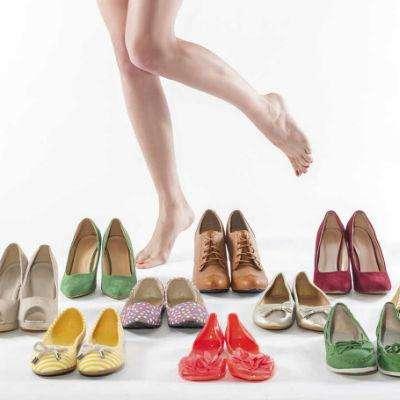 Saldi su tutto l'assortimento scarpe