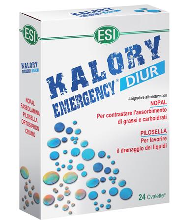 KALORY EMERGENCY DIUR 24OVALET