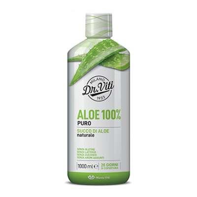 Aloe 100% pura Dr. Viti 1L