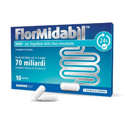 FlorMidabil Daily 70mld 10cps